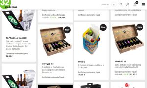 E-commerce 32 Via dei birrai